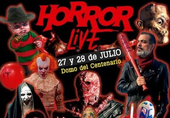 """""""Horror live"""" llega al Domo en el último fin de semana de julio"""