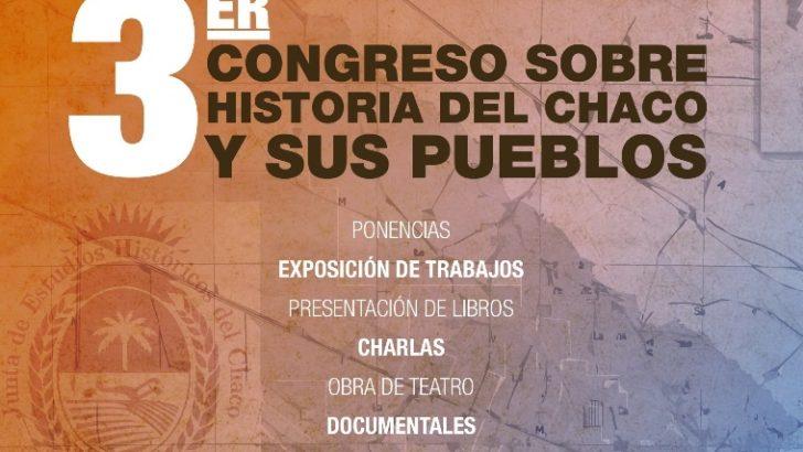 Las Breñas será anfitriona del Tercer Congreso sobre Historia del Chaco y sus Pueblos