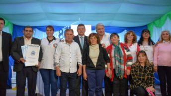 San Bernardo celebró su 86° aniversario con la entrega de créditos, equipamiento e inauguración de obras