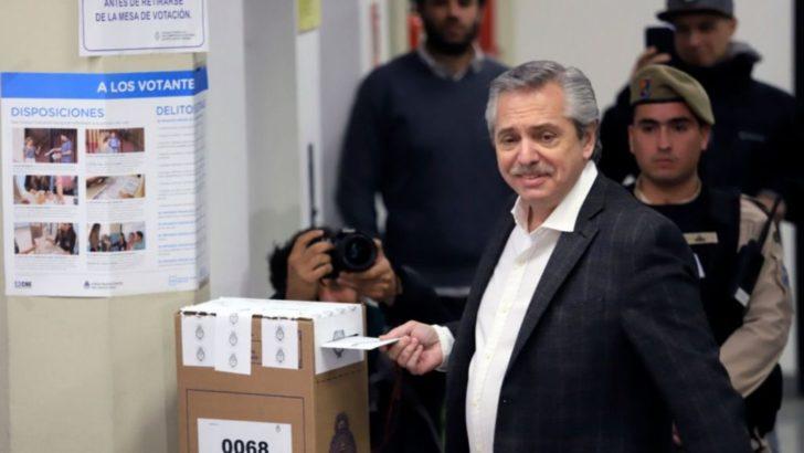 """Alberto les quitó dramatismo a las operaciones: «En el Frente de Todos no tenemos diferencias"""""""