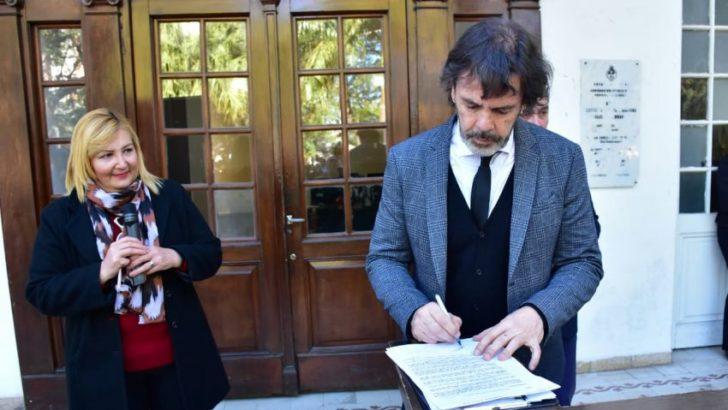Asumió José Bolaño, el nuevo director del Hospital Perrando