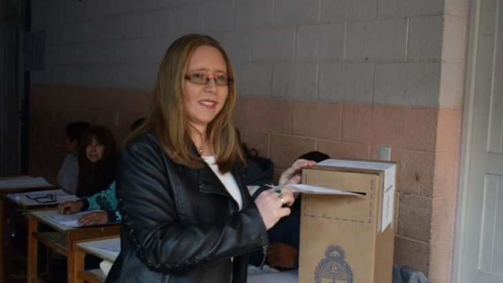 Votaron los candidatos de Consenso Federal en Chaco
