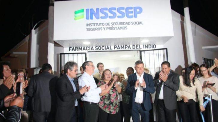 Pampa del Indio: Peppo inauguró importantes obras y entregó títulos en el 72º Aniversario de la ciudad