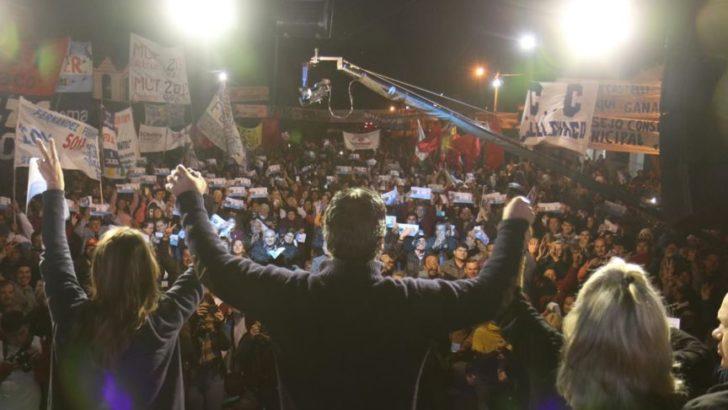 """Capitanich, en el cierre de campaña en Castelli: """"Ustedes son los dueños de los votos"""""""