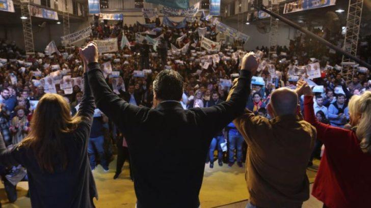 """Capitanich: """"No admitimos la desesperanza, el 11 de agosto votemos para cambiar la historia"""""""