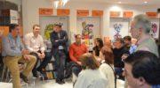Capitanich participó del 10° aniversario de Librería Editorial Contexto