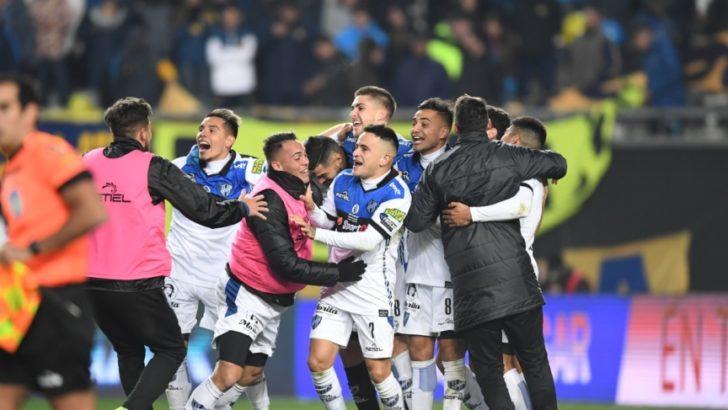 Copa Argentina: Almagro eliminó a Boca por penales y está en Octavos