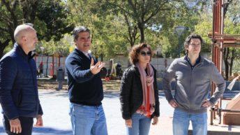 Desde este viernes comienza el Fiestón de Inauguración de la plaza Belgrano