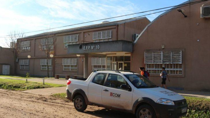 Ecom conectó a más de 300 escuelas mediante el programa Conectando Escuelas