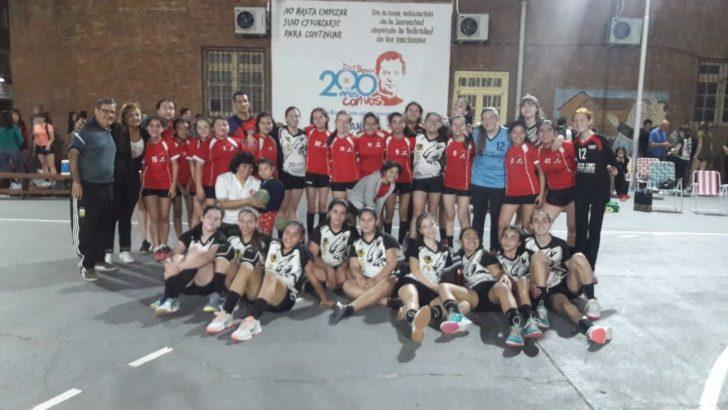 El Apertura de la Asociación Chaqueña de Handball entra en etapa de definiciones