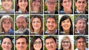 El Frente Chaqueño, con una lista de candidatos a diputados, para todos los gustos