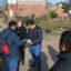 Gustavo Martínez y Otilia Aguirre validaron obras que se ejecutarán en el barrio Santa Catalina