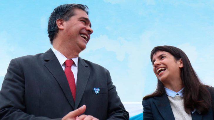 La dupla Capitanich Rach Quiroga, espera por la unidad del peronismo