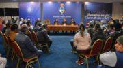 Peppo enviará a Diputados el proyecto de modificación de la Ley de Reconocimiento a ex Combatientes