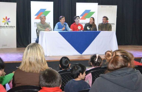 Se presentó la 14° edición de Chaque el Circo, con 11 funciones en escuelas y barrios