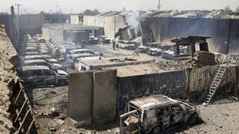 Afganistán: 21 muertos y 119 heridos en un atentado talibán en Kabul