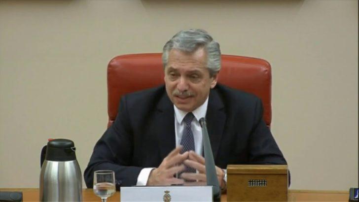 Alberto Fernández, enfocado en cerrar la grieta: «no se puede seguir viviendo en el país de la locura»