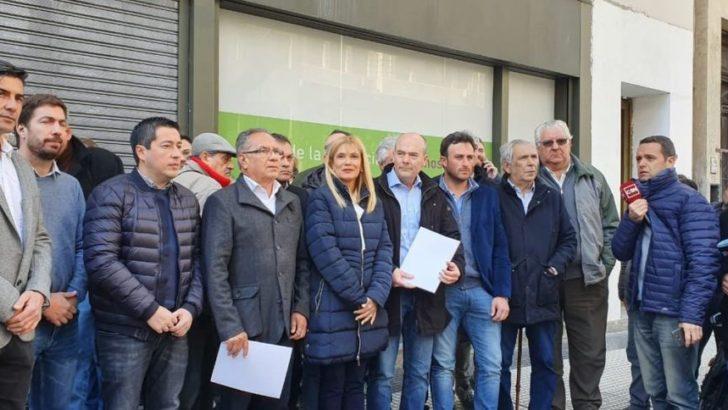Intendentes del PJ bonaerense piden a Vidal que refuerce las partidas alimentarias