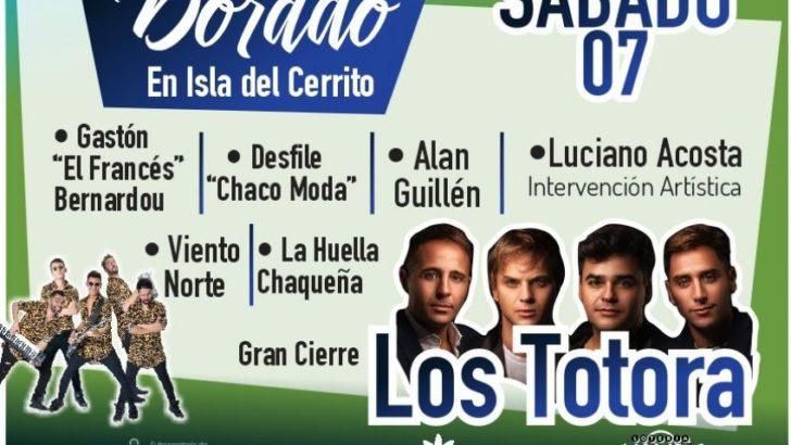 Este fin de semana se realiza la 19º Fiesta del Dorado en Isla del Cerrito