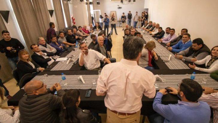 """Rumbo al 13 de octubre, Capitanich pidió """"un gran respaldo popular para las reformas que el Chaco necesita"""""""