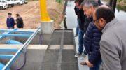 Se habilitó la obra de manejo de la cuenca Guaycurú