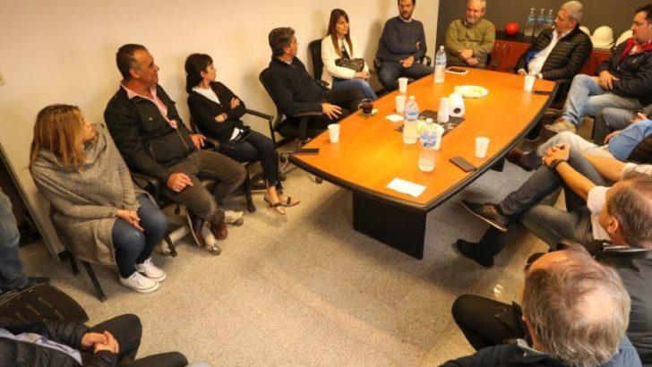 """En Sáenz Peña, Capitanich prometió """"asignar políticas públicas para recuperar la base industrial»"""