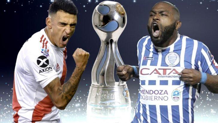 Copa Argentina: River va por el pase a cuartos ante Godoy Cruz