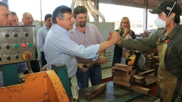 """Día de la Industria: """"sostuvimos un modelo propio de desarrollo industrial y preparamos al Chaco para volver a crecer"""""""
