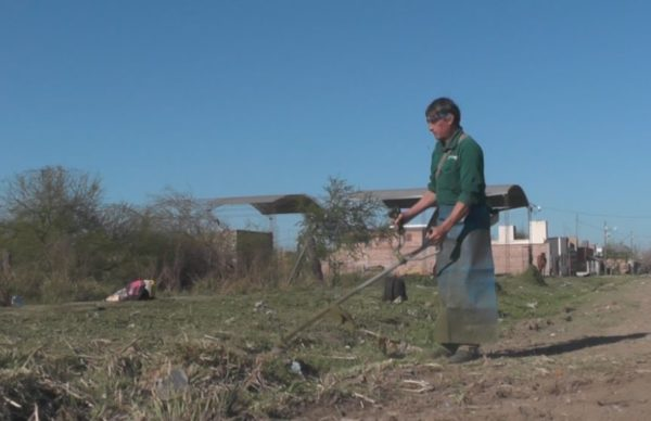 Equipo Hábitat concreta un operativo integral de limpieza en ocho barrios de la zona suroeste 1