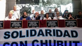 Este jueves, paro nacional docente por la muerte de dos maestras en Chubut