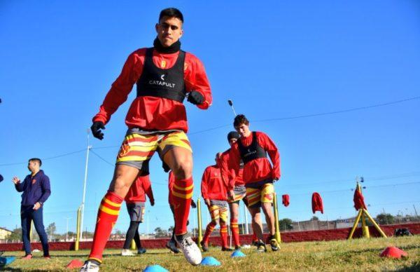 """Federal """"A"""": Sarmiento aprovecha la jornada libre para ponerse a punto"""