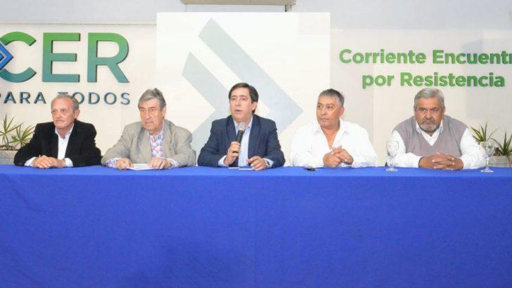Gustavo suma el apoyo de Lealtad Popular en su carrera por ser intendente de Resistencia