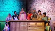 Hasta el 19 de septiembre, estudiantes disfrutan del Tercer Encuentro Provincial de Teatro Joven