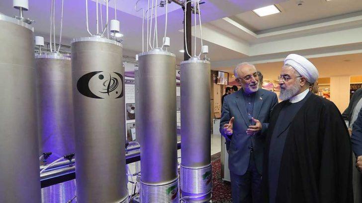 Irán reducirá, por tercera vez, sus compromisos nucleares
