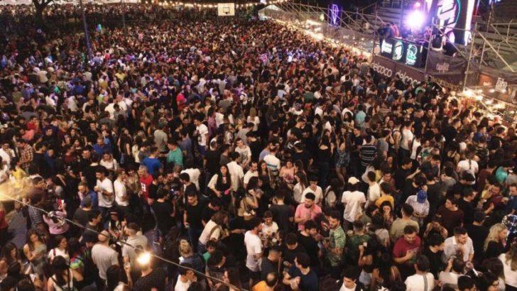 Más de 25 mil personas disfrutaron de la cuarta edición del Festival de la Cerveza Artesanal