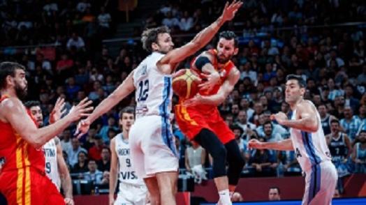 Mundial de Básquet: en la final, Argentina no pudo con la solidez de España 1