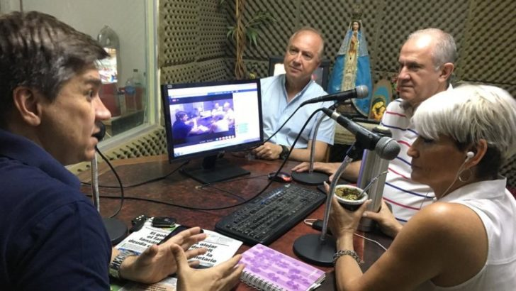 """Resistencia, con Leandro Zdero, va a crecer exponencialmente"" indicó Carlos Salom"