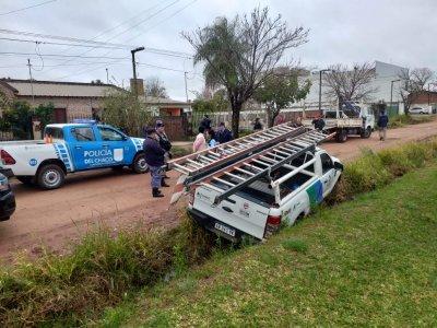 Sáenz Peña: recuperaron una camioneta de Secheep que había sido sustraída