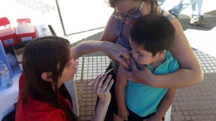 Salud brinda recomendaciones por situación regional y mundial de sarampión
