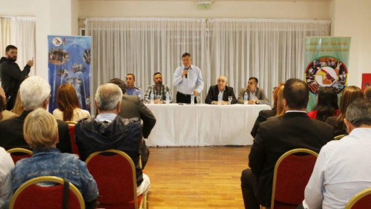 Se presentaron a los ayudantes fiscales en la lucha contra el delito rural