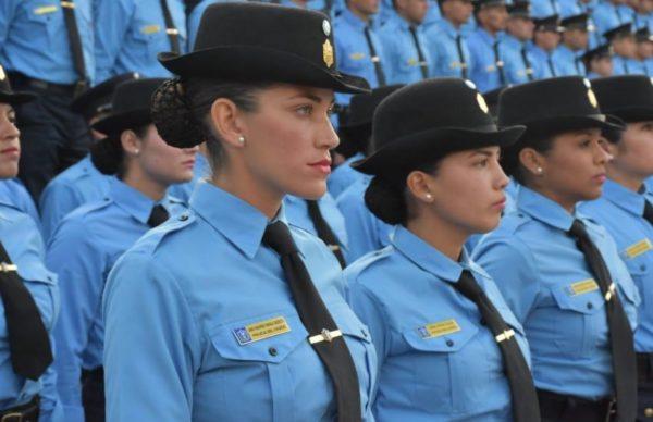 Seguridad: 291 agentes se suman a la Policía del Chaco