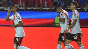 Superliga: River recibe a Vélez con la premisa de mantenerse arriba