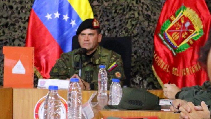 Venezuela detectó 54 aviones de Estados Unidos violando el espacio aéreo