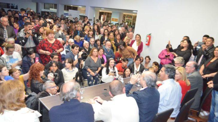 Alberto Fernández podría cerrar su campaña en Resistencia