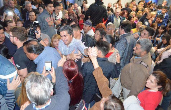 Alberto Fernández podría cerrar su campaña en Resistencia 2