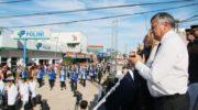 """Aniversario de Charata: para Peppo, """"es el ejemplo del crecimiento regional»"""
