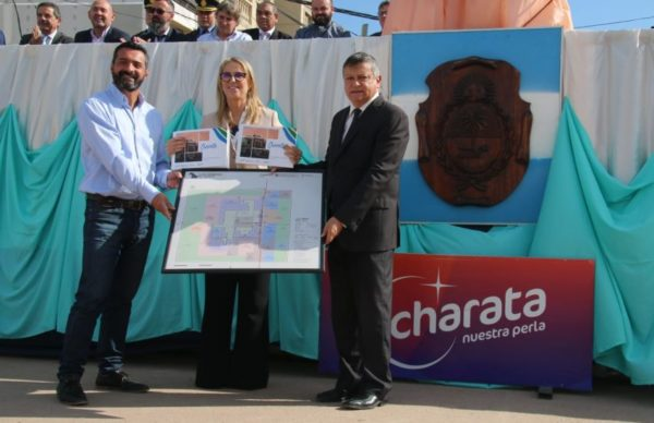 """Aniversario de Charata: para Peppo, """"es el ejemplo del crecimiento regional"""" 1"""