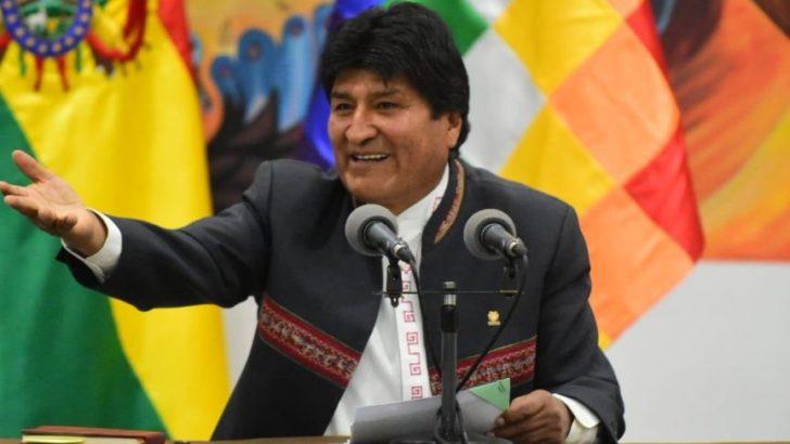 Bolivia: Evo Morales triunfa en primera vuelta, pero la oposición reclama balotaje