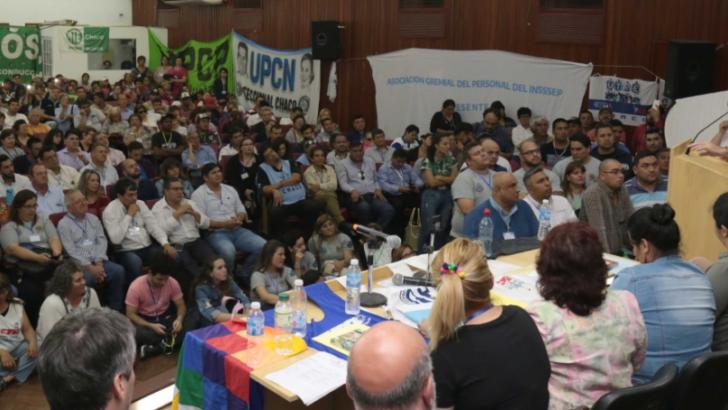 Capitanich destacó la importancia de la unidad del movimiento obrero