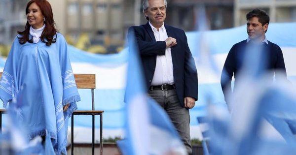 Alberto y Cafiero llaman a seguir fortaleciendo el proyecto colectivo del Frente de Todos